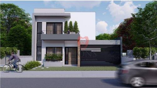 Imagem 1 de 5 de Sobrado Com 3 Dormitórios À Venda, 247 M² Por R$ 950.000,00 - Vale Ville - Gravataí/rs - So0466