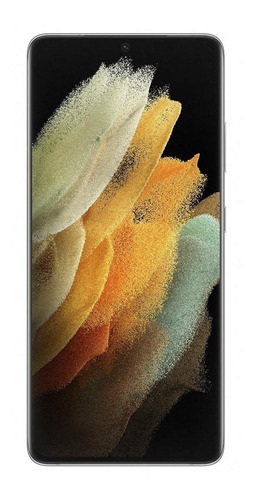 Samsung Galaxy S21 Ultra 5G Dual SIM 256 GB phantom silver 12 GB RAM