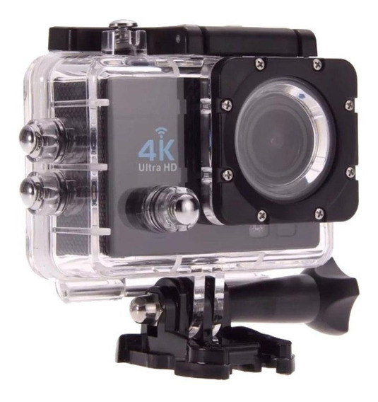 Action Cam Go Pro Sport Wifi 1080p Carro + Case Prova D