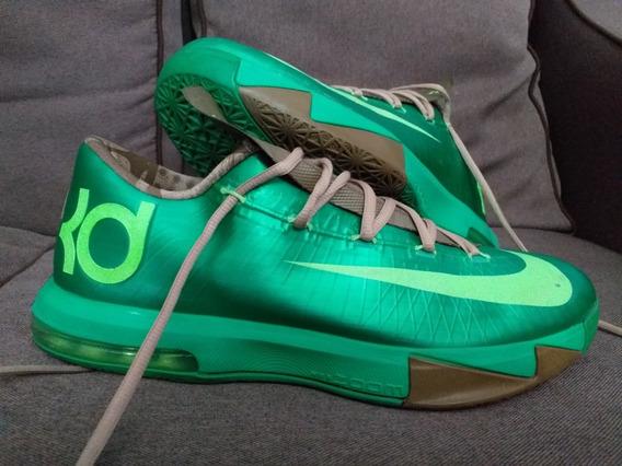 Tenis Nike Kd 6 30mx/12us