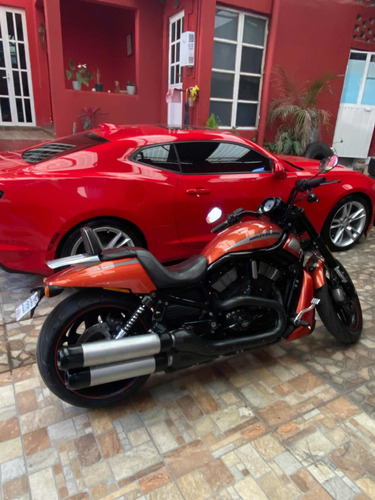 Imagen 1 de 7 de Harley Davidson V Rod