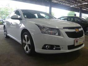 Chevrolet Cruze Sport Lt 1.8 2014 Branca Flex
