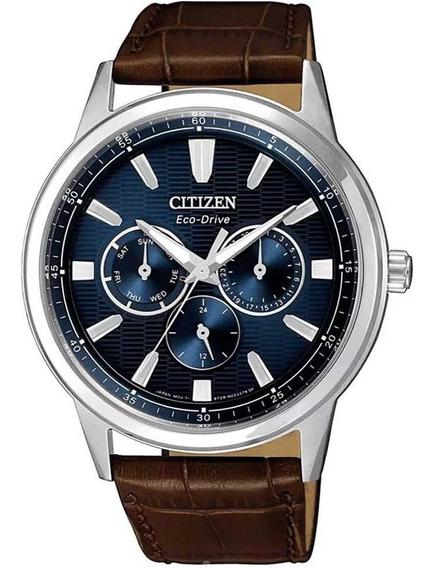 Relógio Citizen Masculino Eco Drive Tz20733f Nfe E Garantia