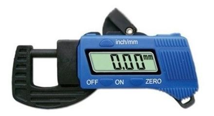 Imagen 1 de 3 de Micrómetro Caliper Medidor De Precisión Profesional