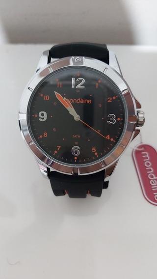 Relógio Analógico Masculino Mondaine