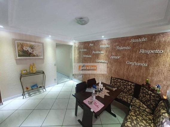 Sobrado Com 4 Dormitórios À Venda, 162 M² Por R$ 585.000,00 - Baeta Neves - São Bernardo Do Campo/sp - So2689