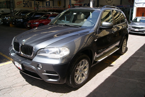 Bmw X5 35ia Exclusive Edition 2012. Aut, Clima, Gps, Ra 19 .