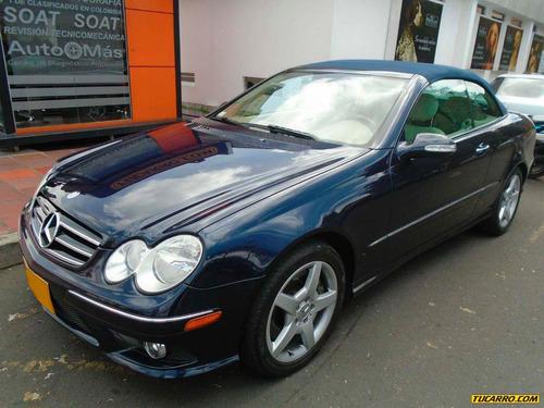 Mercedes Benz Clase Clk Clk 500