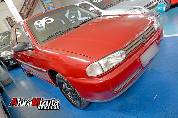 Volkswagen Gol 1.8 Cli 8v Gasolina 2p Manual