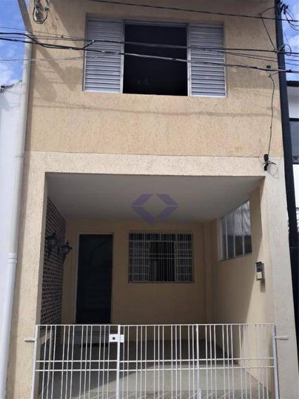 Casa De Vila À Venda _ Campo Belo/sp. - Ca0390