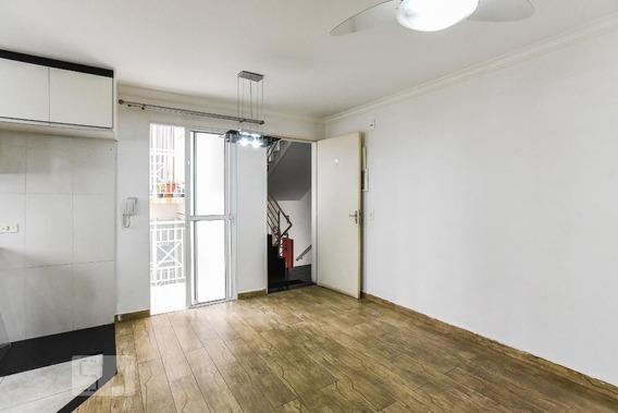 Apartamento No 1º Andar Com 2 Dormitórios E 1 Garagem - Id: 892954055 - 254055