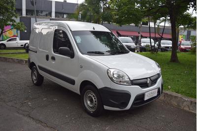 Renault Kangoo Express Com Porta Lateral. Completa. Ú. Dono