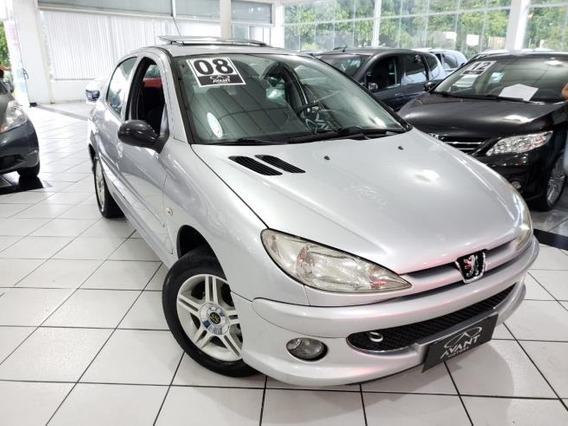 Peugeot 206 Moonlight 1.4 8v (flex)