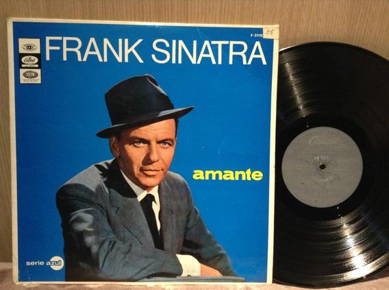 Frank Sinatra Amante Lp Vinilo