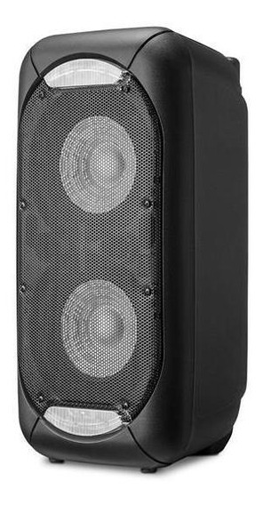 Caixa Som Karaokê Bluetooth 800w Rms Amplificada Fm Usb