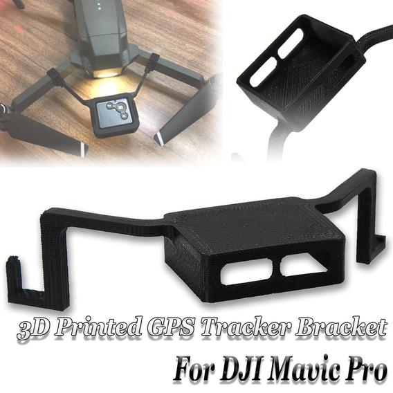 3d Impresso Gps Rastreador Bracket Titular Localizador Apoio