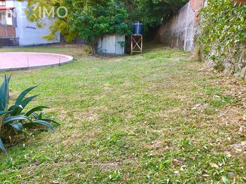 Imagen 1 de 10 de Terreno En Venta En Chapultepec, Cuernavaca