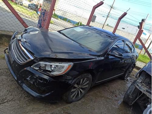 (3) Sucata Kia Cadenza 2012 3.5 V6 (retirada Peças)