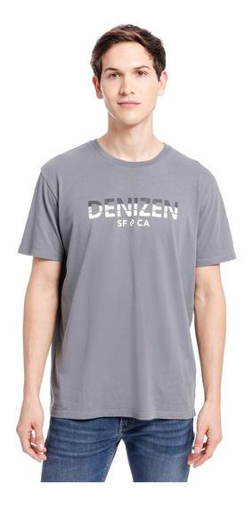 Playera Denizen® Hombre Nuevo Logo Core