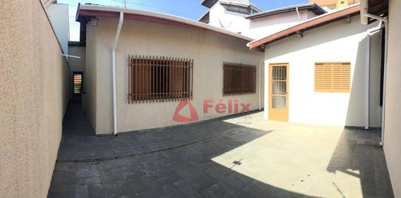Casa Comercial À Venda, Vila São José, Taubaté. - Ca0920