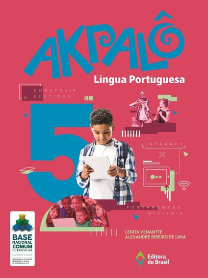 Akpalô Língua Portuguesa - 5º Ano