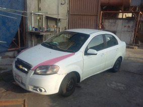 Chevrolet Aveo 1.6 Paq F Mt