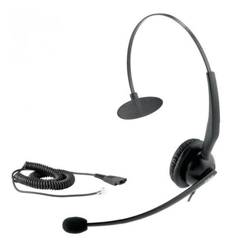 Headset Vincha Para Teléfono Ip Yealink Yhs33