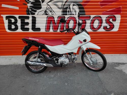 Imagem 1 de 7 de Honda Pop 110i 2020 Bel Motos