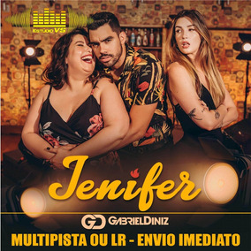 Vs Sertanejo Jennifer Gabriel Diniz Multipista Ou Lr