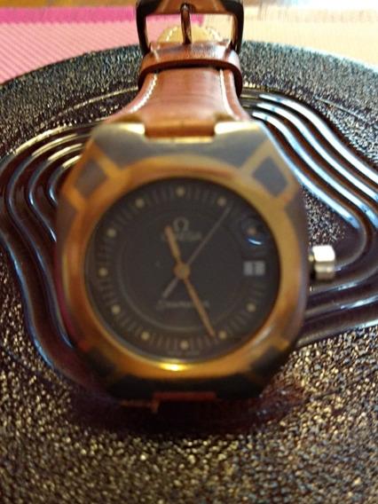 Relógio Masculino Antigo Ômega Seamaster Titanium