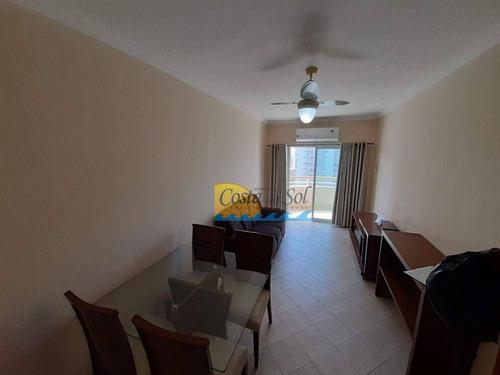 Imagem 1 de 25 de Apartamento Com 2 Dormitórios À Venda, 84 M² Por R$ 340.000,00 - Tupi - Praia Grande/sp - Ap15856