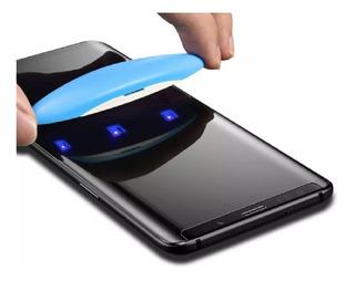 Vidrio Templado Uv Full Glue Celulares Samsung
