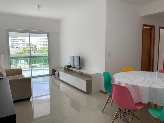Apartamento Em Camboinhas, Niterói/rj De 105m² 3 Quartos Para Locação R$ 2.800,00/mes - Ap266236