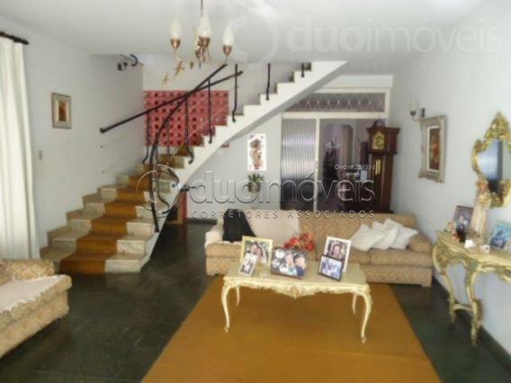 Casa Residencial À Venda, Centro, Piracicaba - Ca0102. - Ca0102