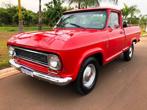 Chevrolet C10 C14 6 Cilindros 1973 Direcao Hidraulica