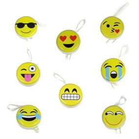 5 Portas Moedas Metal Lembrancinhas Emoticons E Emoji