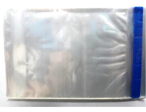 500 Saquinho Dvd Com Cola Adesivo Caixa Box Dvd Filme