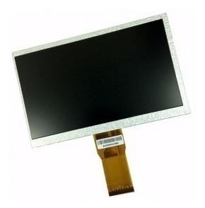 Tela Lcd Display Tablet Cce Tr72 - 7300101463 Lote 30 Unidad