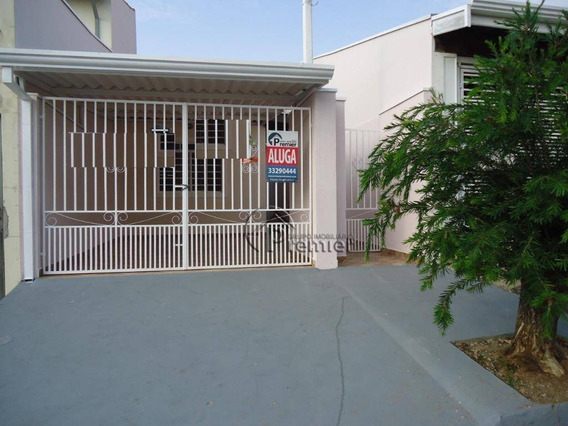 Casa Com 2 Dormitórios Para Alugar, 100 M² Por R$ 1.400,00/mês - Jardim Do Valle Ii - Indaiatuba/sp - Ca1740