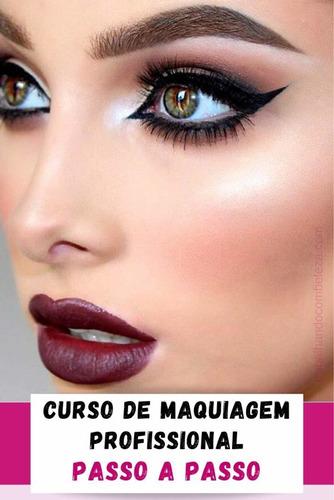 Imagem 1 de 2 de Curso De Maquiagem Profissional