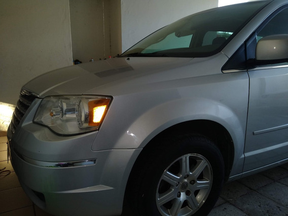 Town And Country 2008 Touring Piel Puertas Electricas