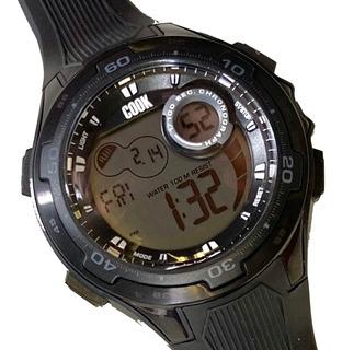Reloj Hombre John L Cook 10 Atm Digital Mod. 9395