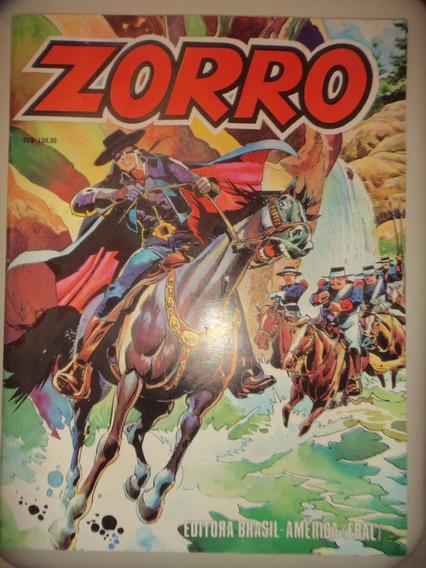 A Grande Aventura De Zorro Ebal 1979 Formatao Excelente