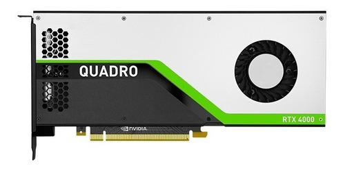 Placa De Video Quadro Pny Rtx 4000 8gb Nvidia Vcqrtx4000-pb