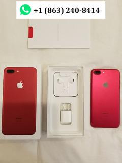 iPhone 7 Plus 256gb Nuevos Sellado Tarjetas Crédito Garantia