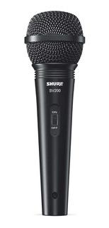 Micrófono Shure SV200 cardioide
