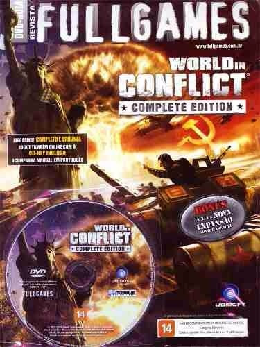 Pc Revista Fullgames World In Conflict - Complete Edition
