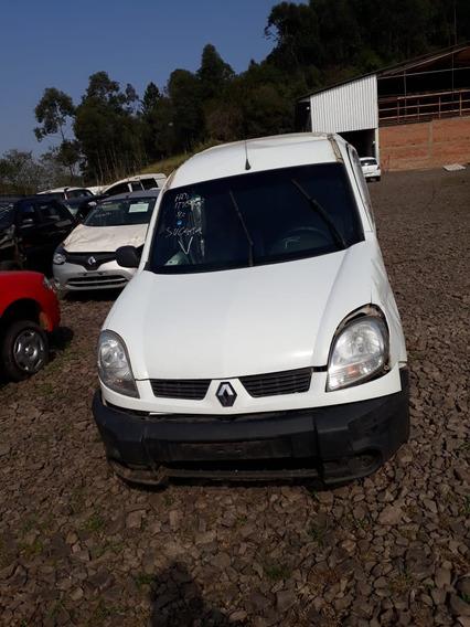 Sucata Renault Kgoo 1.6 Flex 2013 Rs Caí Peças