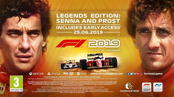 F1 2019 Legends Edition Pc Steam