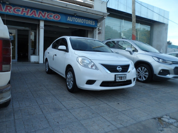 Nissan Versa Sense Mt Pure Drive 1.6